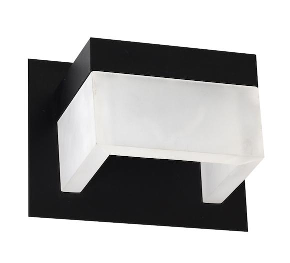 Kinkiet Nero 7W LED MiLAGRO