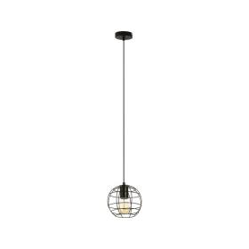 Lampa wisząca minimalistyczna metalowa