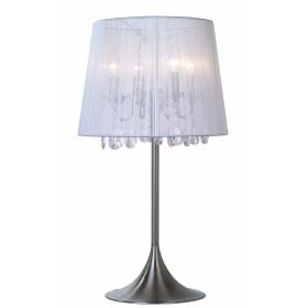 Lampka nocna z abażurem