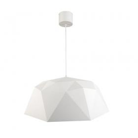 Lampa wisząca Iseo bianco Orlicki Design