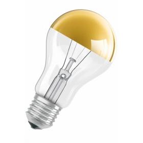 Żarówka złota gold oświetlenie sklep
