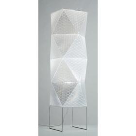 Lampa tuba geometryczna